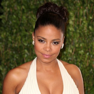 Sanaa Lathan in 2012 Vanity Fair Oscar Party - Arrivals