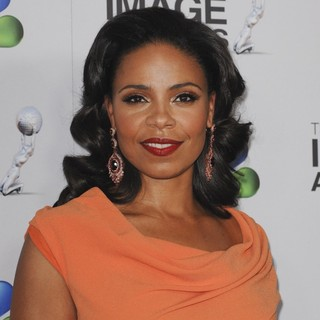 Sanaa Lathan in The 43rd Annual NAACP Awards - Arrivals
