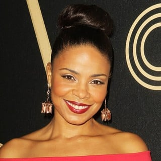 Sanaa Lathan in Miss Golden Globe 2013 Party Hosted by The HFPA and InStyle