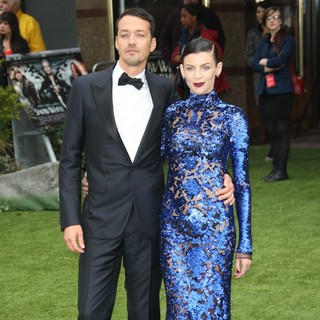 Rupert Sanders, Liberty Ross in World Premiere of Snow White and the Huntsman - Arrivals
