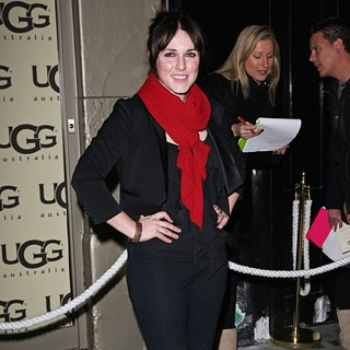 Sandi Thom in UGG Australia: London Store Launch