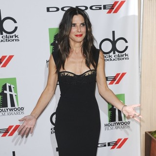 Sandra Bullock in The 17th Annual Hollywood Film Awards