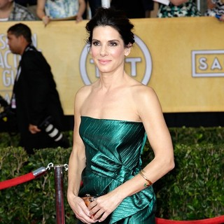 Sandra Bullock in The 20th Annual Screen Actors Guild Awards - Arrivals