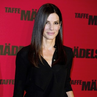 Sandra Bullock in The Heat Photocall