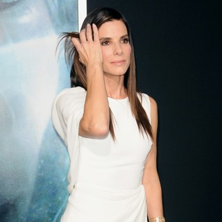 Sandra Bullock - New York Premiere of Gravity - Arrivals