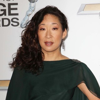 Sandra Oh in The 44th NAACP Image Awards