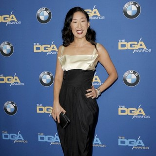 Sandra Oh in The 66th Annual DGA Awards - Arrivals