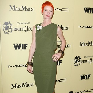 Sandy Powell in 5th Annual Women in Film Pre-Oscar Cocktail Party