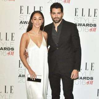 Cara Santana, Jesse Metcalfe in Elle Style Awards 2016 - Arrivals