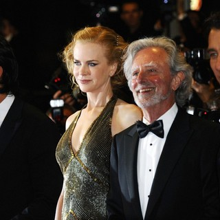 Rodrigo Santoro, Nicole Kidman, Philip Kaufman, Clive Owen in Hemingway and Gellhorn Premiere - During The 65th Annual Cannes Film Festival