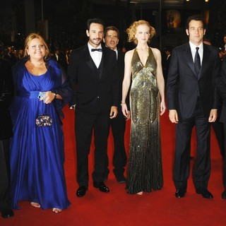 Rodrigo Santoro, Nicole Kidman, Clive Owen, Philip Kaufman in Hemingway and Gellhorn Premiere - During The 65th Annual Cannes Film Festival
