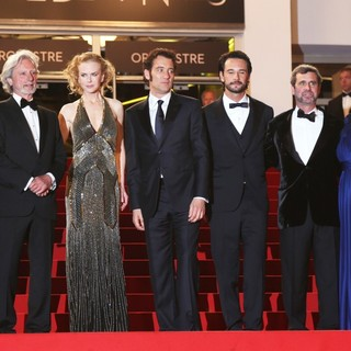 Hemingway and Gellhorn Premiere - During The 65th Annual Cannes Film Festival - santoro-kidman-kaufman-owen-65th-cannes-film-festival-06