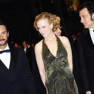 Rodrigo Santoro, Nicole Kidman, Clive Owen in Hemingway and Gellhorn Premiere - During The 65th Annual Cannes Film Festival
