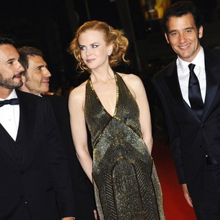 Hemingway and Gellhorn Premiere - During The 65th Annual Cannes Film Festival - santoro-kidman-owen-65th-cannes-film-festival-02