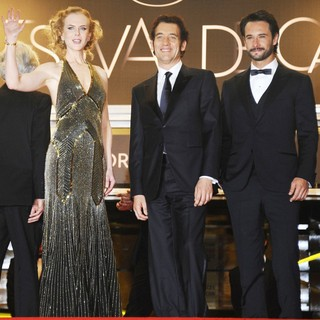 Nicole Kidman, Clive Owen, Rodrigo Santoro in Hemingway and Gellhorn Premiere - During The 65th Annual Cannes Film Festival