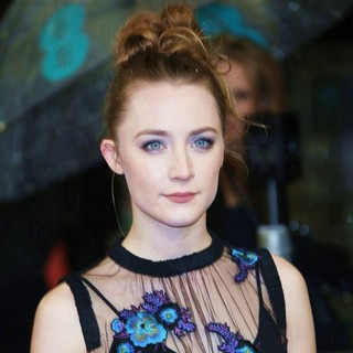 Saoirse Ronan in The 2013 EE British Academy Film Awards - Arrivals - saoirse-ronan-2013-ee-british-academy-film-awards-02