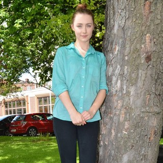 Saoirse Ronan in The Coca-Cola Cinemagic International Film and Television Festival for Young People