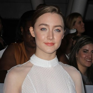 Saoirse Ronan in The Premiere of The Twilight Saga's Breaking Dawn Part II