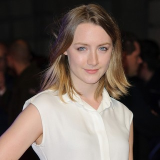 Saoirse Ronan in In Time UK Film Premiere - Arrivals