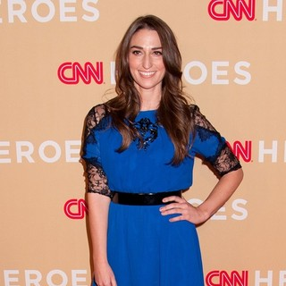 Sara Bareilles in 2013 CNN Heroes: An All Star Tribute - Red Carpet Arrivals