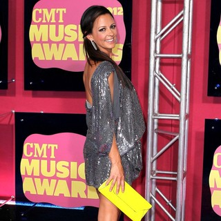 Sara Evans in 2012 CMT Music Awards
