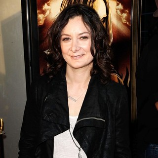 Sara Gilbert in Screening of God Bless Ozzy Osbourne to Benefit The Musicares Map Fund