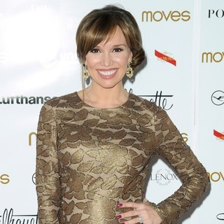 Sara Gore in New York Moves Magazine's 10th Anniversary Power Women Gala