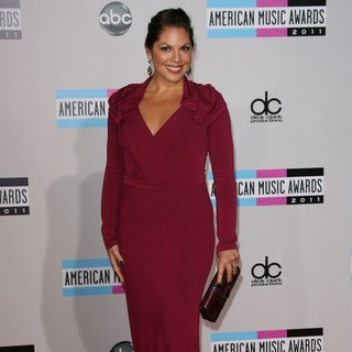 Sara Ramirez in 2011 American Music Awards - Arrivals