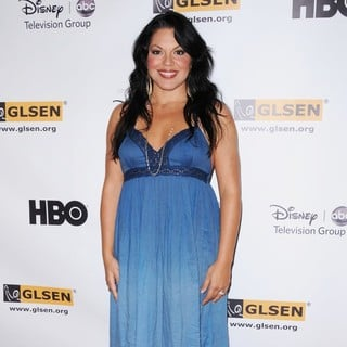 Sara Ramirez in The 5th Annual Gay Lesbian Straight Education Network Respect Awards