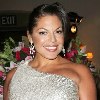 Sara Ramirez in The Designs for The Cure Gala to Benefit Susan G. Komen - Arrivals
