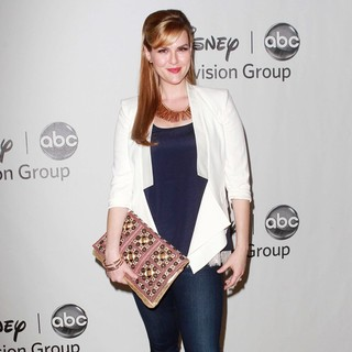 Sara Rue in 2012 TCA Summer Press Tour - Disney ABC Television Group Party