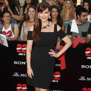 Sara Rue in Premiere of Columbia Pictures' 22 Jump Street
