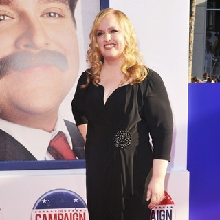 Sarah Baker in Los Angeles Premiere of The Campaign - Arrivals