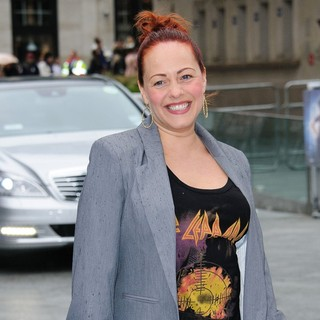 The UK Premiere of Rock of Ages - sarah-cawood-uk-premiere-rock-of-ages-01