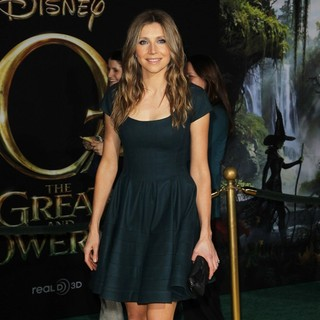 Sarah Chalke in Oz: The Great and Powerful - Los Angeles Premiere - Arrivals