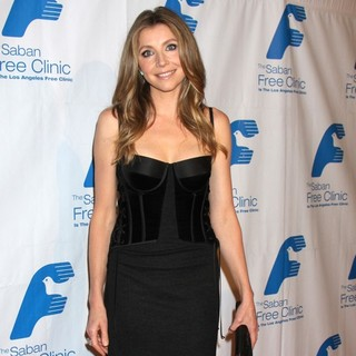 Sarah Chalke in The Saban Free Clinic Gala - Arrivals
