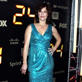 Sarah Clarke in 24 Series Finale Party - Arrivals