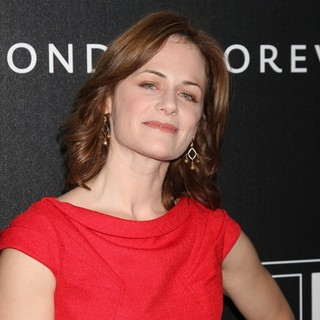 Sarah Clarke in 8th Annual Awards Season Diamond Fashion Show Preview Hosted by The DIC and InStyle