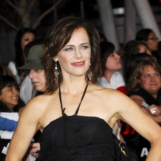 Sarah Clarke in The Twilight Saga's Breaking Dawn Part I World Premiere