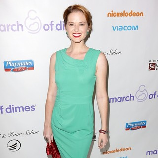 Sarah Drew in March of Dimes Celebration of Babies Luncheon - Arrivals