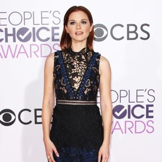Sarah Drew-People's Choice Awards 2017 - Arrivals