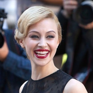 Sarah Gadon in 36th Annual Toronto International Film Festival - A Dangerous Method - Premiere Arrivals