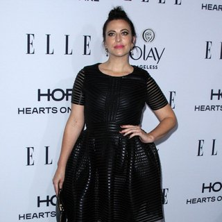 Sarah Gertrude Shapiro in ELLE's 6th Annual Women in Television Celebration Presented by Hearts on Fire Diamonds and Olay