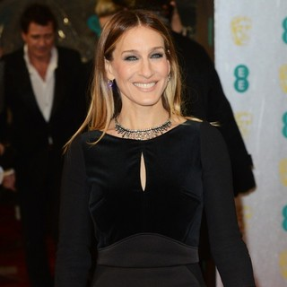 Sarah Jessica Parker in The 2013 EE British Academy Film Awards - Arrivals