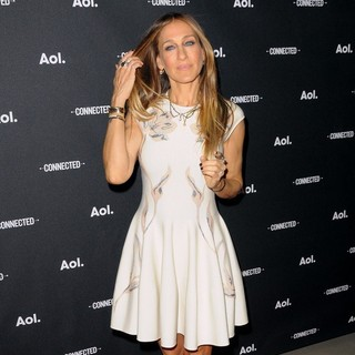 Sarah Jessica Parker in 2014 AOL NewFront - Red Carpet Arrivals