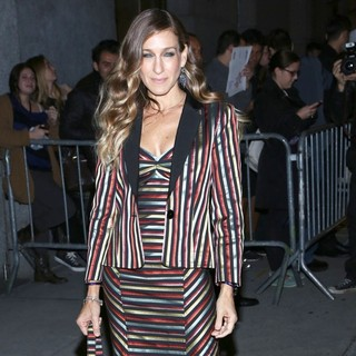 Sarah Jessica Parker in 29th Annual Fashion Group International Night of Stars - Outside Arrivals