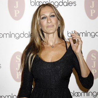 Sarah Jessica Parker - Sarah Jessica Parker Launches Her SJP Shoe Collection