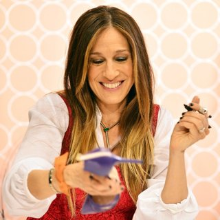 Sarah Jessica Parker in Sarah Jessica Parker Meets Fans as She Launches Her Shoe Collection SJP