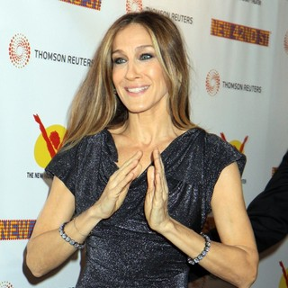 Sarah Jessica Parker in New 42nd Street Gala Honoring Australia Council for The Arts