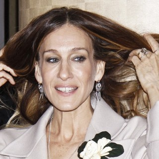 Sarah Jessica Parker in Broadway Opening Night Afterparty for Nice Work if You Can Get It